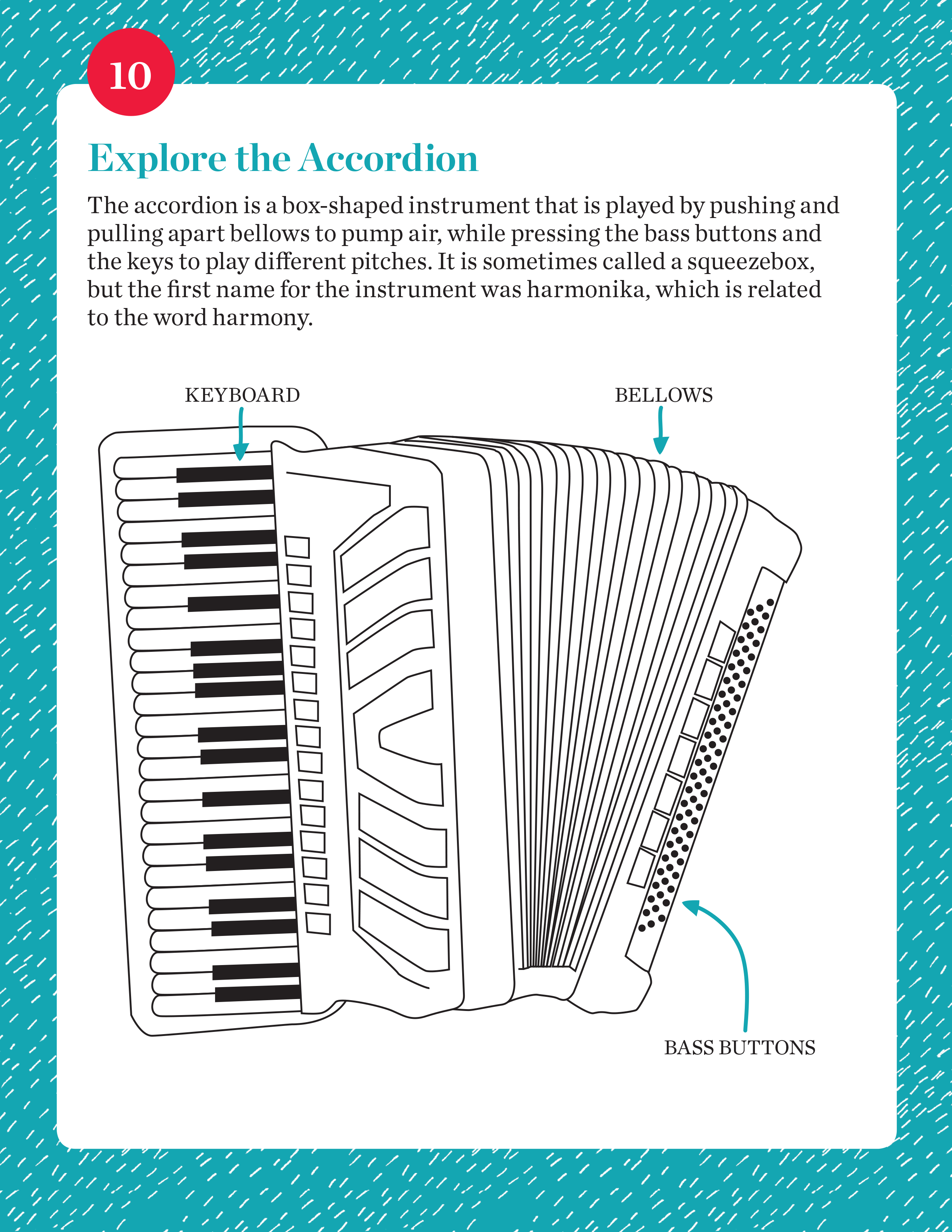 Explore the Accordion