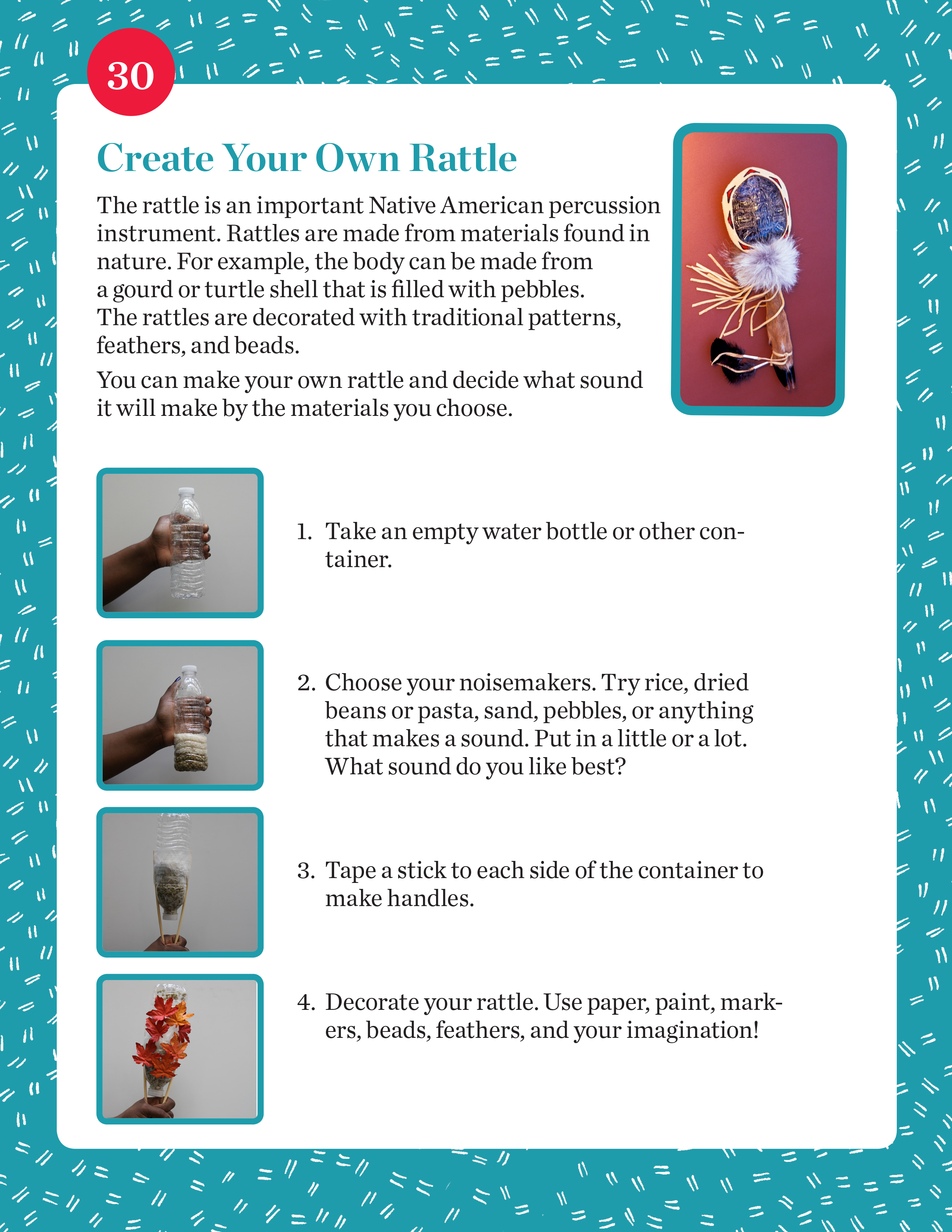 Create Your Own Rattle