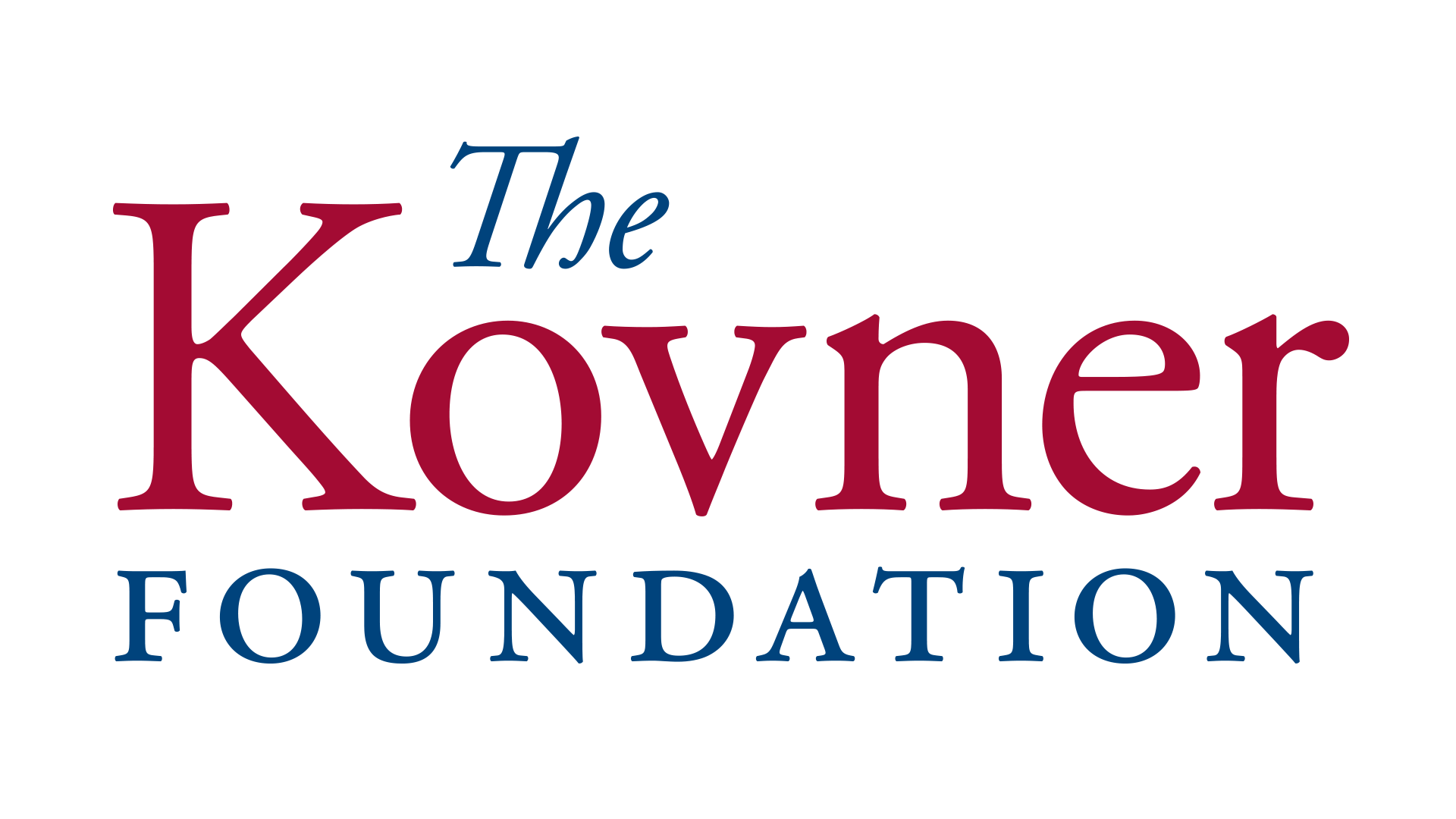 The Kovner Foundation
