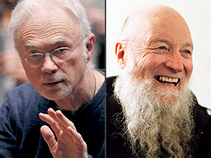 John Adams and Terry Riley