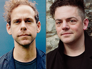 Bryce Dessner and Nico Muhly