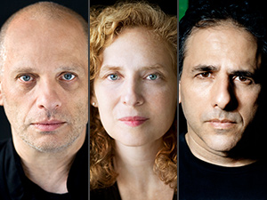 David Lang, Julia Wolfe, Michael Gordon