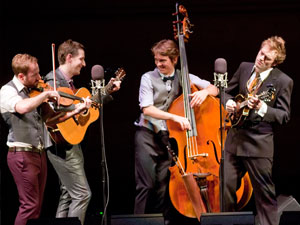 Punch Brothers Jack Vartoogian