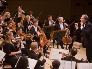 San Francisco Symphony Chriss Lee
