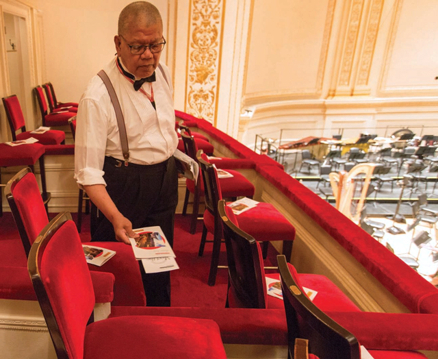 H And S Tuner >> A Day in the Life of Carnegie Hall | Carnegie Hall