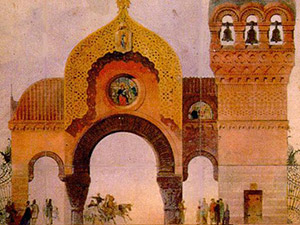 The Great Gate at Kiev