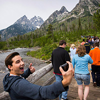 NYO-USA Jackson Hole Chris Lee album thumbnail
