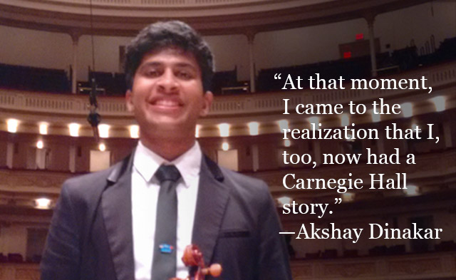 Stories: Akshay Dinakar