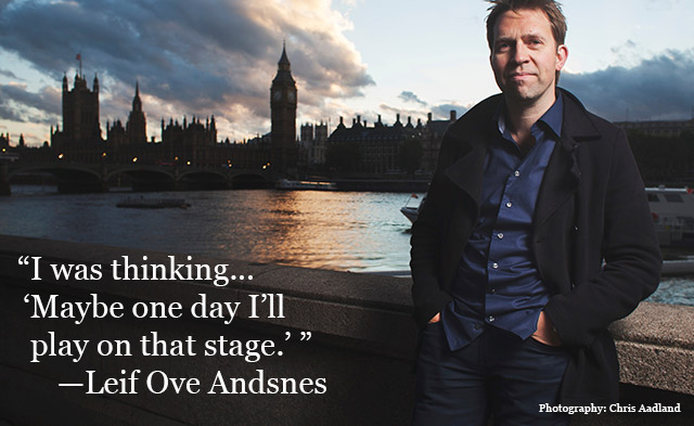 Stories: Leif Ove Andsnes