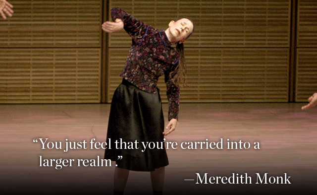 Stories: Meredith Monk