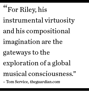 Terry Riley Tom Service Quote