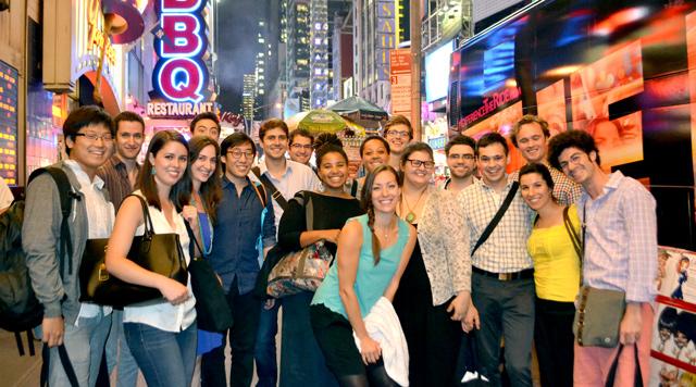 ACJW Fellows Times Square 640px