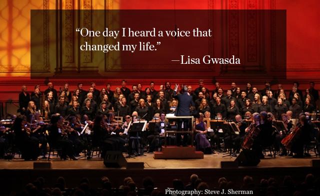 Stories: Lisa Gwasda