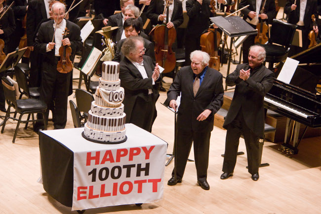 Elliott Carter 100 (Chris Lee)