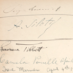 Signatures Page 2