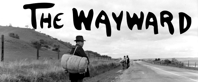The Wayward Cover Photo