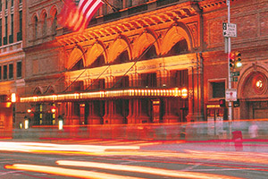 Carnegie Hall exterior (Don Perdue) 300x200