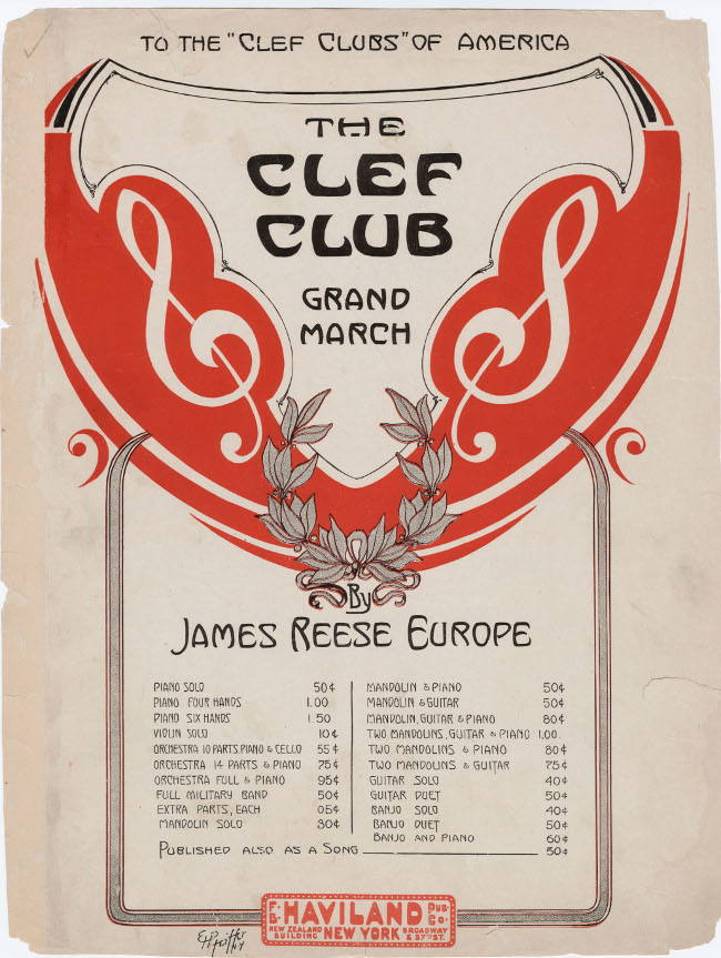 Clef Club March