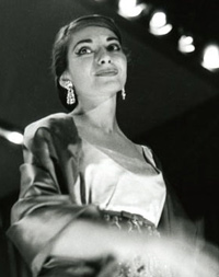 Maria Callas Carnegie Hall Debut, 1959