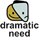 Dramatic Need event page logo