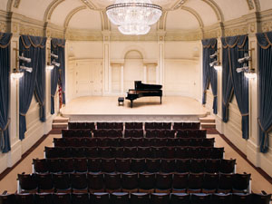 Weill Recital Hall