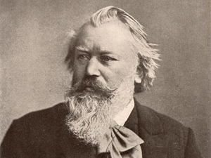 Golden Age Composer Portrait Brahms