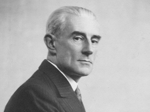 Golden Age Composer Portrait Ravel