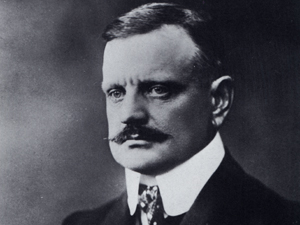 Golden Age Composer Portrait Sibelius