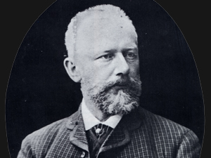 Golden Age Composer Portrait Tchaikovsky