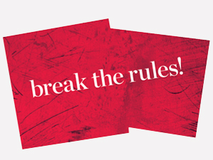 Break the Rules image