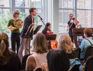 Ensemble Connect presents an Audience Engagement Institute on 6/8-15