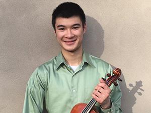 Chu, Jonathan (Violin)