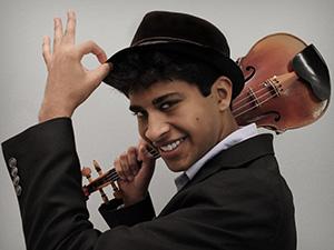 Dinakar, Akshay (Violin)