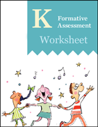MET K-Worksheet 03 Articulation
