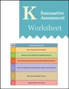 MET K-Worksheet 05 Overview