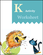07 MET K-Worksheets Expressive Qualities