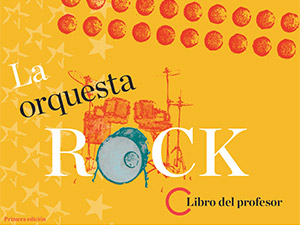 Link Up Orchestra Rocks Spanish