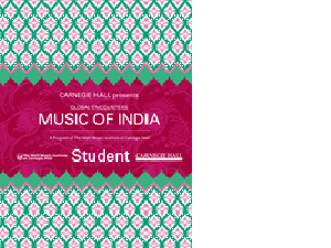 Global Encounters Music of India