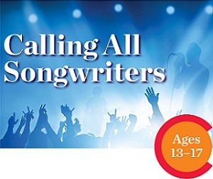 Musical Exchange 2013-05 calling all songwriters ages 13-17